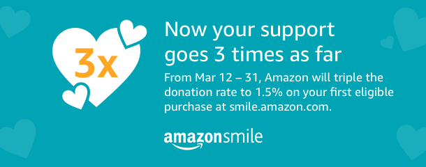 Support Childrens Smile Foundation by shopping at AmazonSmile