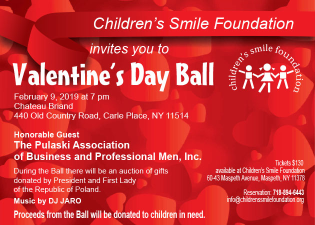 Valentine's Day Ball at CSF